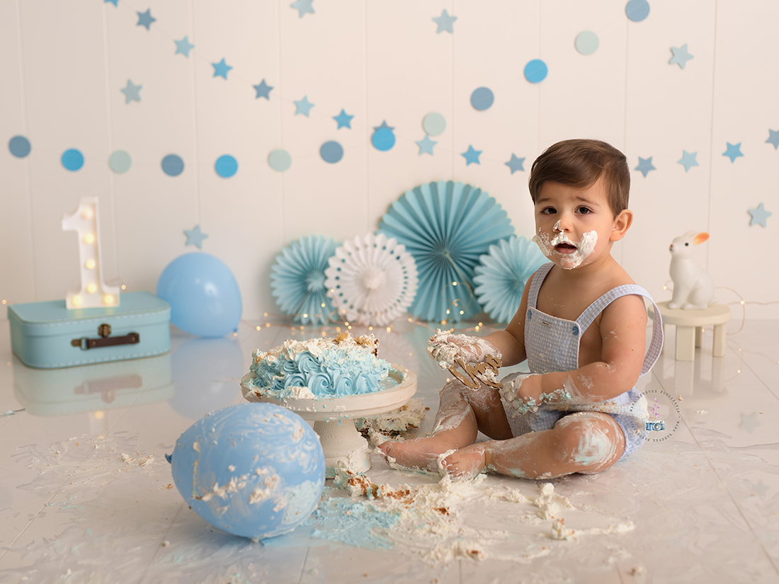 SMASH CAKE – SESION CUMPLEAÑOS